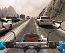 تحميل لعبة محاكاة قيادة الدراجة النارية Traffic Rider