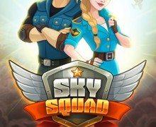 تحميل لعبة طائرات قتالية Sky Squad