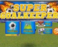 تحميل لعبة حارس المرمى مجانا Super Goalkeeper