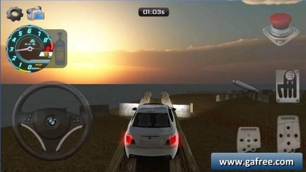 تحميل لعبة ركن السيارات للموبايل Parking Stunts