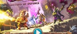 تحميل لعبة الدفاع Masters of Defense