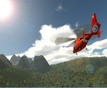 تحميل لعبة طائرة الانقاذ Helicopter Air Ambulance