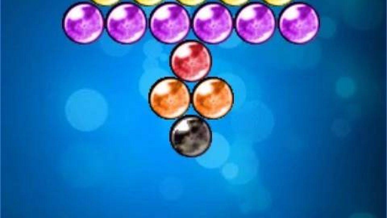 تحميل لعبة الكرات الملونة bubble shooter للكمبيوتر