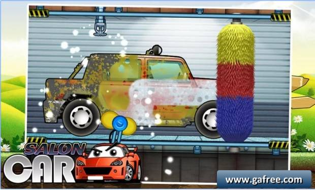 تحميل لعبة ورشة صيانة السيارات