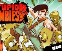 تحميل لعبة زومبي للجوال Stupid Zombies