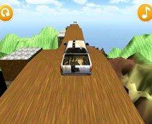 تحميل لعبة سيارات رباعية الدفع Hill Climb Race 4x4