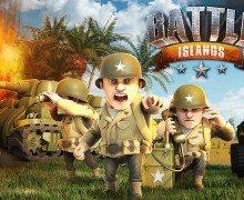 تحميل لعبة جزيرة المعارك Battle Islands