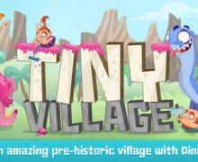 تحميل لعبة قرية الديناصورات Tiny Village