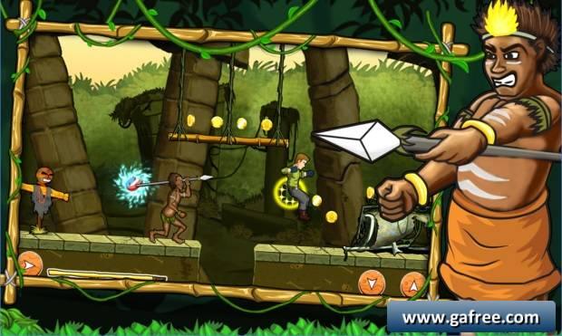 تحميل لعبة adventure island classic
