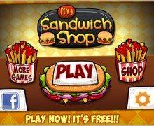 تحميل العاب مطاعم و طبخ  My Sandwich Shop