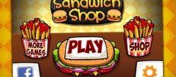 تحميل لعبة مطعم السندوتشات My Sandwich Shop