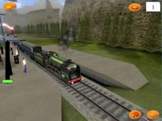 تحميل لعبة القطار 2012