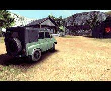 تحميل لعبة قيادة سيارات مجانا Uaz Off Road New Horizon