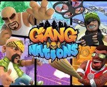 تحميل لعبة العصابات للايفون Gang Nations