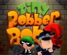 تحميل لعبة الحرامي والشرطي Tiny Robber Bob 2