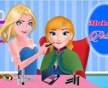 تحميل لعبة بنات ميك اب Girl Makeup Artist Studio