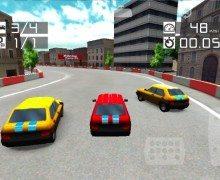 تحميل لعبة سباق في المدينة Super Car Racing Rivals