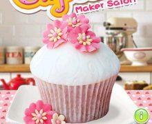 تحميل لعبة الكب كيك Cupcake Maker Salon