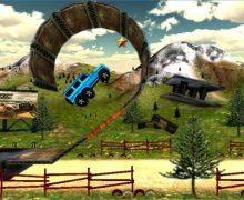 تحميل لعبة سباق سيارات كبيرة Offroad Hill Racing