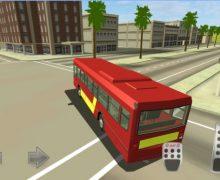 تحميل لعبة قيادة الباص الجديدة Real City Bus