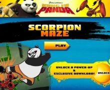 تحميل لعبة باندا كونغ فو Kung Fu Panda