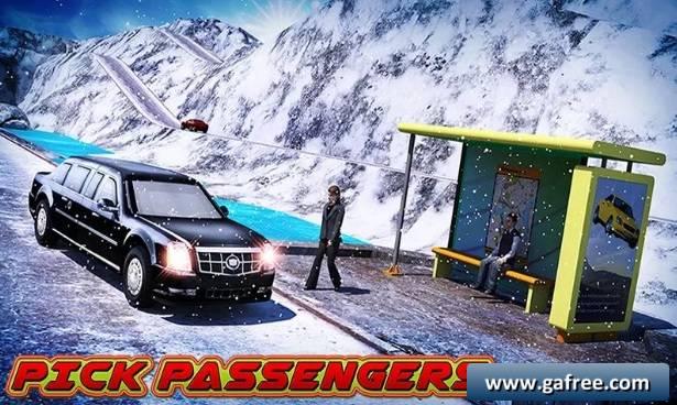 تحميل لعبة قيادة السيارات الفاخرة Offroad Hill Limo Driving 3D