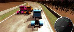 تحميل لعبة القيادة والسابق الجديدة HIT THE GAS 2