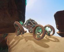 تحميل لعبة سباق جديدة مجانا Skyreach