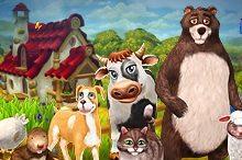 تحميل لعبة فارم فرنزي الجديدة Farm Frenzy 4