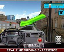 تحميل لعبة قيادة الباص من الداخل Real Bus Driving Simulator 3D
