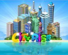 تحميل لعبة بناء مدينة الاحلام City Rise