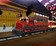 تحميل لعبة القطارات الجديدة للاندرويد Metro Train Subway Driving