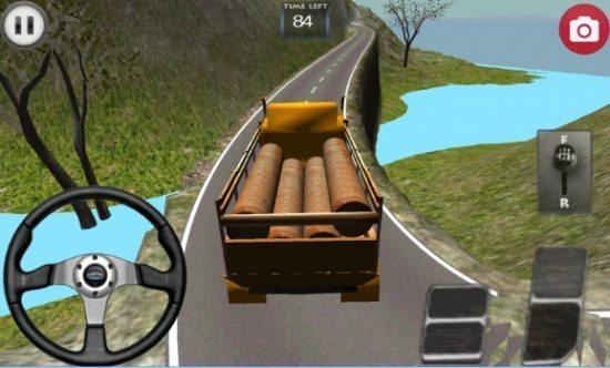 تحميل لعبة قيادة الشاحنة جديدة Truck Roads Simulator 3D