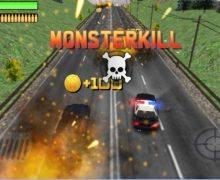 تحميل لعبة سيارة الشرطة المقاتلة POLICE MONSTERKILL 3D