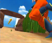 تحميل لعبة دراغون بول الجديدة 3D Super Dragon Boy Run