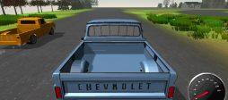 تحميل لعبة سيارات جديدة HIT THE GAS