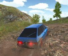 تحميل لعبة قيادة السيارات في روسيا Russian Car Driver HD