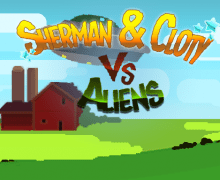 تحميل لعبة الدفاع عن المزرعة ShermanAndCloti