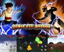 تحميل لعبة قتال الابطال Power Level Warrior