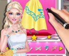 تحميل لعبة الحفلة الانيقة Prom Dress Fashion Designer