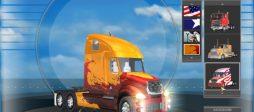 تحميل لعبة محاكاة الشاحنات مجانا Hard Truck Simulator