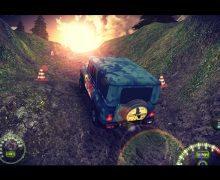 تحميل لعبة مغامرات السيارات Russian Off Road Simulator HD