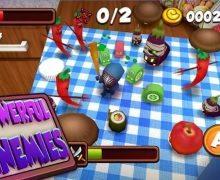 تحميل لعبة مغامرات في المطبخ Kitchen Adventure 3D