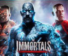 تحميل لعبة ابطال المصارعة الحرة WWE Immortals