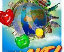 تحميل لعبة عالم الحلويات Gummy Drop