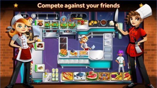 تحميل لعبة عالم الطبخ GORDON RAMSAY DASH