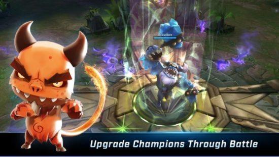 تحميل لعبة نداء الابطال Call of Champions