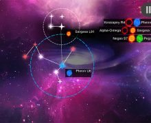 تحميل لعبة النجوم والكواكب THE ORION SUNS
