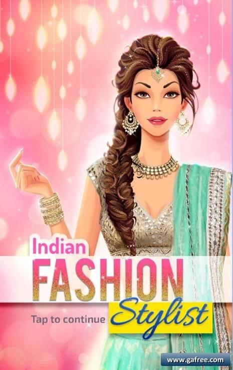 Indian Fashion Dress Up Games
