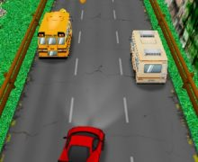 تحميل لعبة السيارات السريعة مجانا TOP Racing 3D